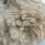 Материалы для творчества handmade. Livemaster - original item Waka fawn Alpaca # 1023. Handmade.
