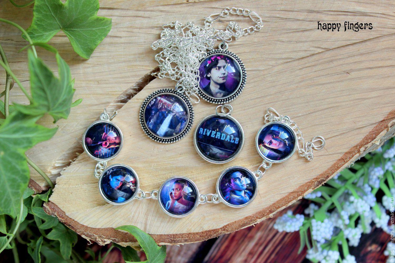 Riverdale jewelry set by Archie Jughead, Jewelry Sets, Elektrostal,  Фото №1