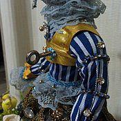 Куклы и игрушки ручной работы. Ярмарка Мастеров - ручная работа Кукла Мальвина и ее садик. Handmade.