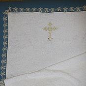 Работы для детей, ручной работы. Ярмарка Мастеров - ручная работа Крестильное полотенце. Handmade.
