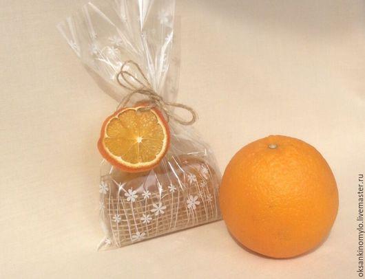 Мыло ручной работы. Ярмарка Мастеров - ручная работа. Купить Апельсиновое мыло. Handmade. Оранжевый, календула, облепиховое мыло