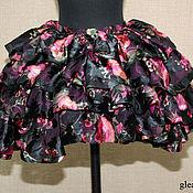 Одежда handmade. Livemaster - original item Lush chiffon skirt crinoline. Handmade.