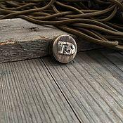 Сувениры и подарки handmade. Livemaster - original item Bead bullet Thong bead. Handmade.