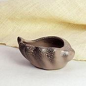 Посуда ручной работы. Ярмарка Мастеров - ручная работа Ракушка для запекания. Handmade.