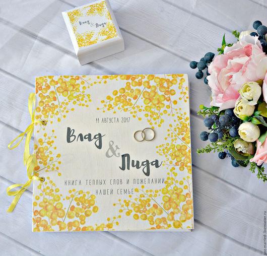 Шкатулка на свадьбу Шкатулка для обручальных колец Свадебная шкатулка свадебная книга пожеланий венок из трав свадебное купить
