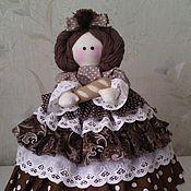 Для дома и интерьера ручной работы. Ярмарка Мастеров - ручная работа баба на чайник. Handmade.