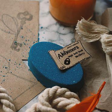 Косметика ручной работы. Ярмарка Мастеров - ручная работа Алохомора бомбочка для ванны Гарри Поттер. Handmade.