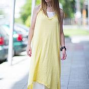Одежда ручной работы. Ярмарка Мастеров - ручная работа Платье из двух частей, Длинное летнее платье. Handmade.