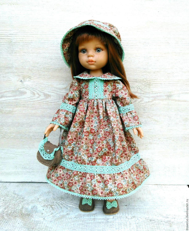 Мастер класс для кукол паола рейна