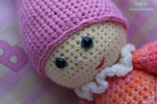 Человечки ручной работы. Ярмарка Мастеров - ручная работа. Купить Милый ребенок. Handmade. Розовый, маленький ребенок, для детей