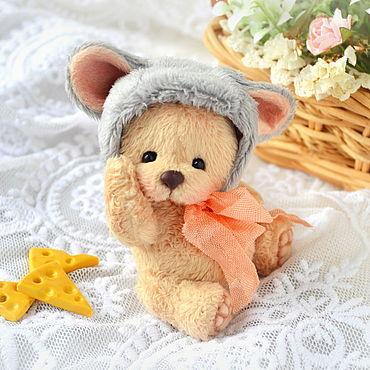 Куклы и игрушки ручной работы. Ярмарка Мастеров - ручная работа Карапуз (6 см). Handmade.