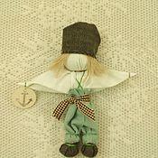 Сувениры и подарки ручной работы. Ярмарка Мастеров - ручная работа Оберег для удачной рыбалки. Handmade.