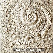 """Картины и панно ручной работы. Ярмарка Мастеров - ручная работа панно """"Морское"""".Рельеф на стене.. Handmade."""