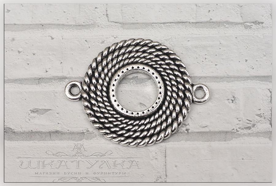 Коннектор, диаметр 27 мм, Коннекторы, Горячий Ключ,  Фото №1