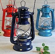 Материалы для творчества ручной работы. Ярмарка Мастеров - ручная работа Керосиновая лампа, 3 цвета. Handmade.