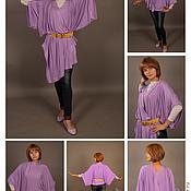Одежда handmade. Livemaster - original item Cardigan in the style of kimono