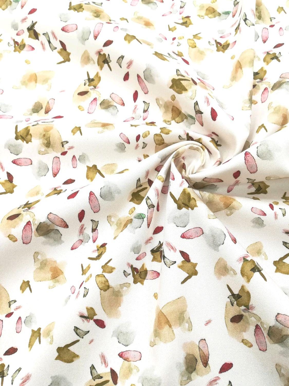 Шитье ручной работы. Ярмарка Мастеров - ручная работа. Купить Итальянская ткань ХЛ-748 Хлопок. Handmade. Брюки, юбка