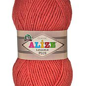 Yarn handmade. Livemaster - original item The yarn LANAGOLD PLUS. Handmade.