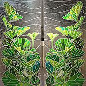 Для дома и интерьера ручной работы. Ярмарка Мастеров - ручная работа Витражи. Handmade.