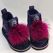 Обувь ручной работы handmade. Livemaster - original item Street boots