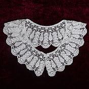 Аксессуары handmade. Livemaster - original item Lace collar No. №34. Handmade.