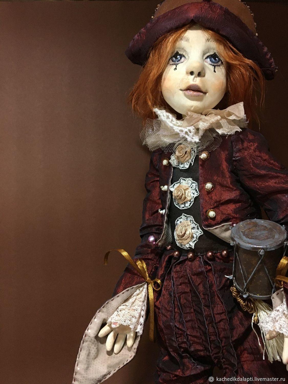 Авторская кукла Василис, Шарнирная кукла, Раменское,  Фото №1