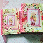 """Подарки к праздникам ручной работы. Ярмарка Мастеров - ручная работа Набор """"Мои секреты"""" для девочки/девушки. Handmade."""