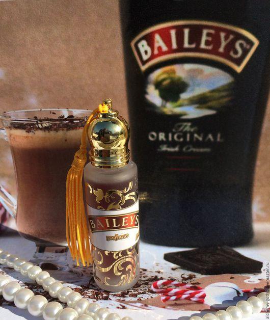 """Натуральные духи ручной работы. Ярмарка Мастеров - ручная работа. Купить """" Baileys """" духи натуральные. Handmade."""