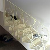 Для дома и интерьера ручной работы. Ярмарка Мастеров - ручная работа Кованые лестницы в доме. Handmade.
