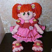 Куклы и игрушки ручной работы. Ярмарка Мастеров - ручная работа кукла Принцесска Карамелька. Handmade.