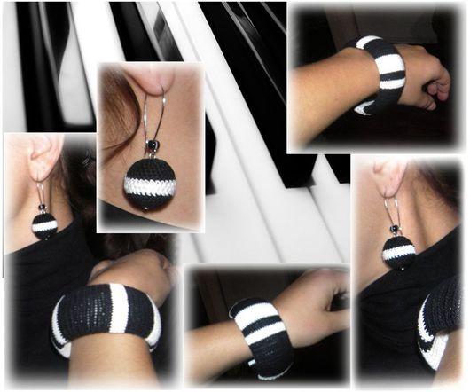 Комплекты украшений ручной работы. Ярмарка Мастеров - ручная работа. Купить пианино :). Handmade.