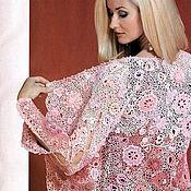 Одежда ручной работы. Ярмарка Мастеров - ручная работа Многоцветная царица. Handmade.
