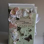 Подарки к праздникам ручной работы. Ярмарка Мастеров - ручная работа Коробочка с пожеланиями для молодоженов. Handmade.