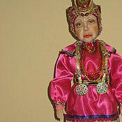 """Куклы и игрушки ручной работы. Ярмарка Мастеров - ручная работа """"Корниловна"""". Handmade."""