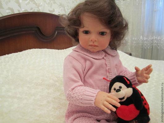 Куклы-младенцы и reborn ручной работы. Ярмарка Мастеров - ручная работа. Купить Кукла реборн Евгеша. Handmade. Куклы реборн