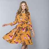 Одежда handmade. Livemaster - original item Dress 1518R. Handmade.