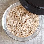 Косметика ручной работы handmade. Livemaster - original item Finishing powder. Mineral. Effect retouching.. Handmade.