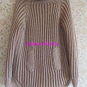 Одежда handmade. Livemaster - original item The Oversized Sweater. Handmade.