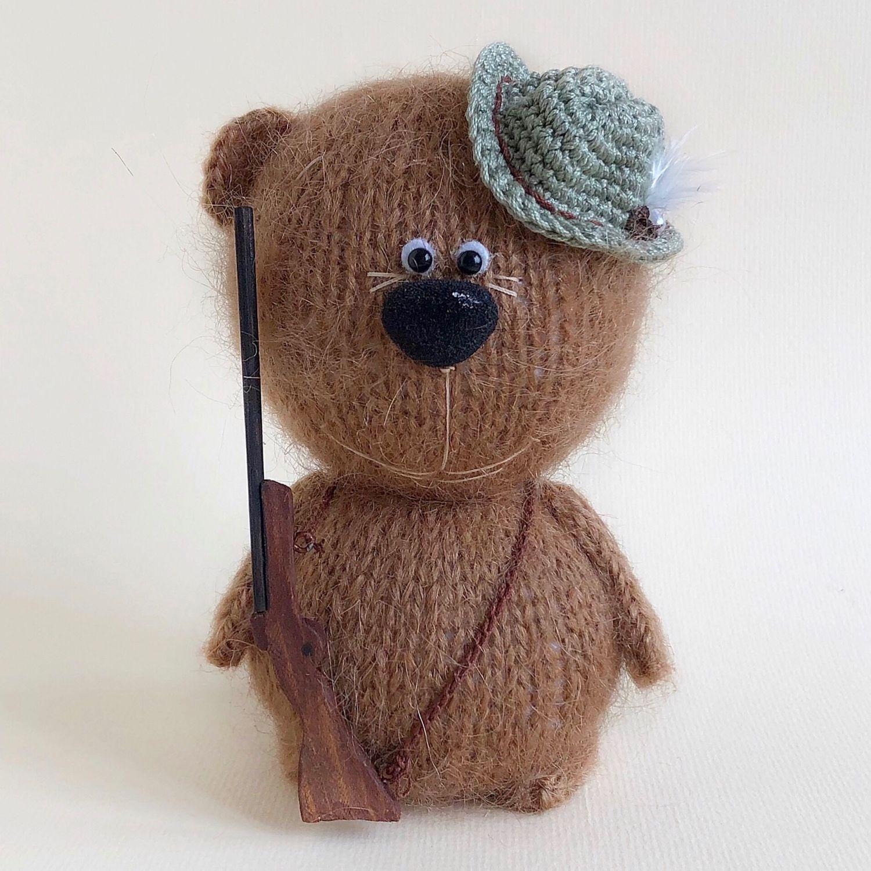 Bear Hunter, Stuffed Toys, Moscow,  Фото №1