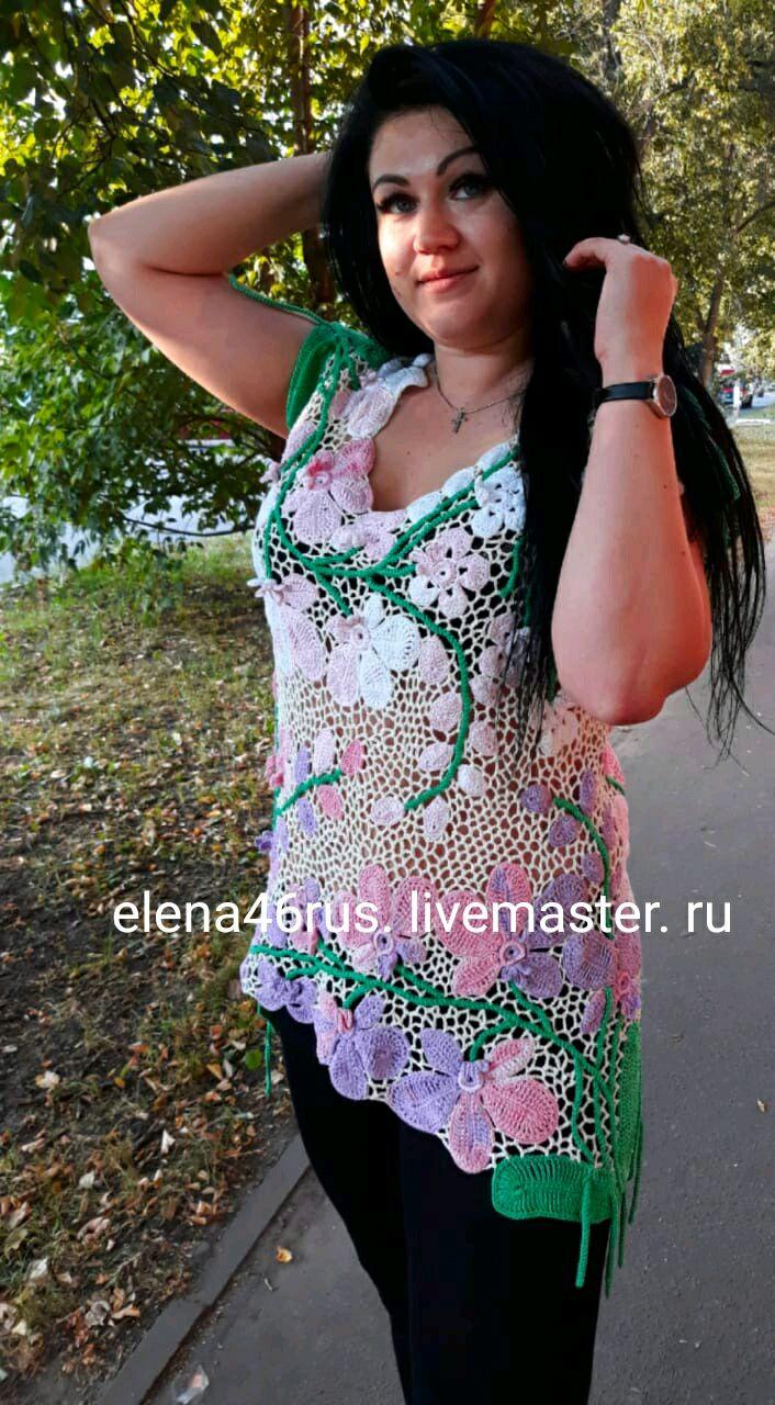 Tunic 'wild Orchid', Tunics, Kursk,  Фото №1