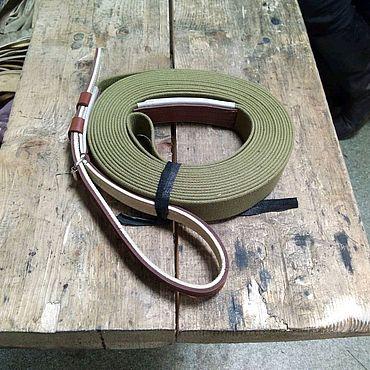 Товары для питомцев ручной работы. Ярмарка Мастеров - ручная работа Корда для лошади. Handmade.