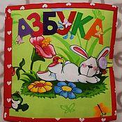 Куклы и игрушки handmade. Livemaster - original item In stock!!! ABC Educational book. Handmade.