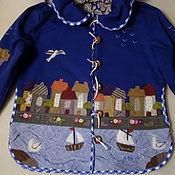 Одежда handmade. Livemaster - original item Windbreaker cotton