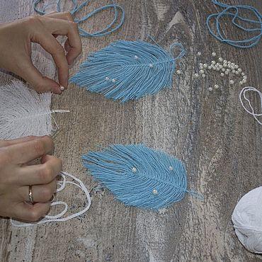 Для дома и интерьера ручной работы. Ярмарка Мастеров - ручная работа Ловец снов - Вдохновение. Handmade.