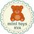 Mini Toys KVA деревянные игрушки - Ярмарка Мастеров - ручная работа, handmade