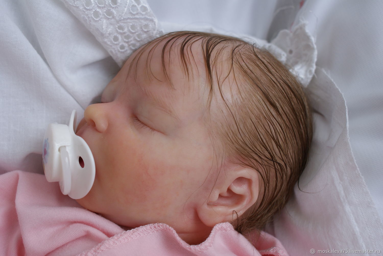 Reborn Dolls: Realborn Darren Asleep 2, Reborn, Omsk,  Фото №1