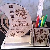 Комплекты аксессуаров для дома ручной работы. Ярмарка Мастеров - ручная работа Календарь с органайзером. Handmade.