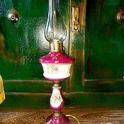 Винтаж ручной работы. Ярмарка Мастеров - ручная работа Винтажная лампа  Франция. Handmade.