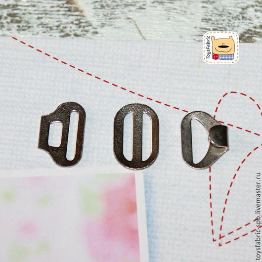 Шитье ручной работы. Ярмарка Мастеров - ручная работа. Купить Крючок галстучный (F12) застежка для бабочки-галстука. Handmade.