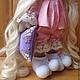 Коллекционные куклы ручной работы. Заказать Кукла текстильная ручной работы Sonia.. Ольга (hmtoys-dolls). Ярмарка Мастеров.